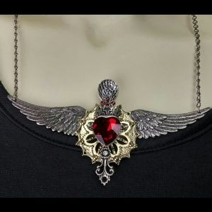 Jewelry - Sacred Heart statement necklace